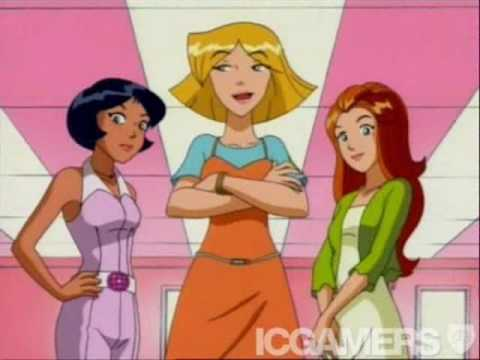 Super spijunke totally spies youtube - Clover totally spies ...