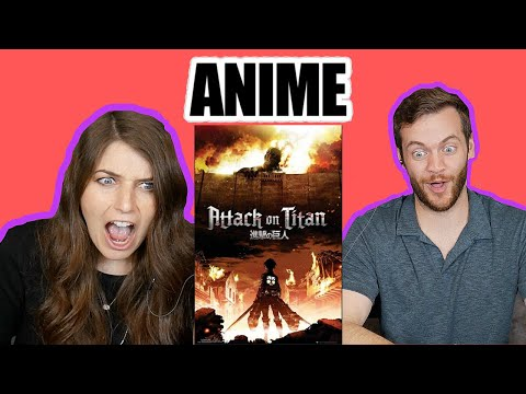 MY FAMILY REACTS TO ANIME (Attack On Titan) Feat. Dennis