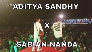 KARNA SU SAYANG - Sabian Nanda ft Rapper Papua Aditya Sandhy Ado Sio Rindu Itu Kemana
