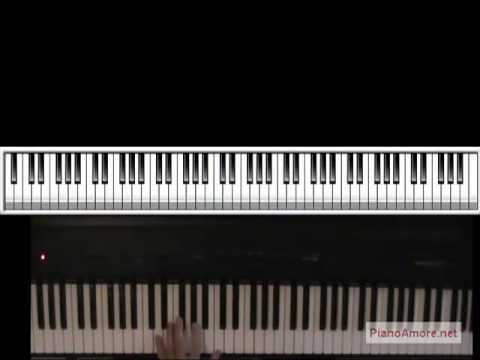 Open Piano Chord Voicings Proproach Youtube