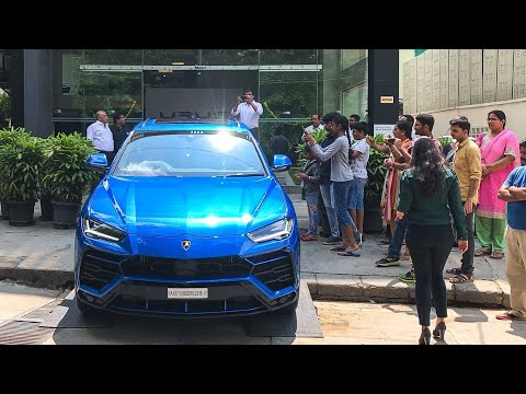 Lamborghini Urus Demand High In India 5 Urus Delivered In