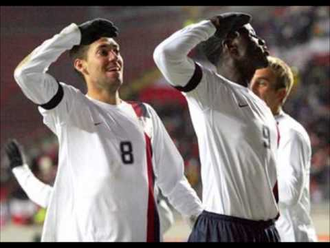 United States National Soccer Team History (music by Vandon Arms)