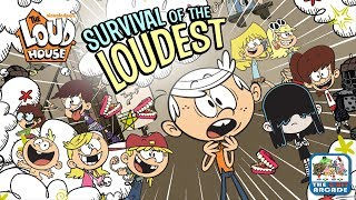 The Loud House: Survival of the Loudest - Can You Survive The Loud Basement? (Nickelodeon Games)