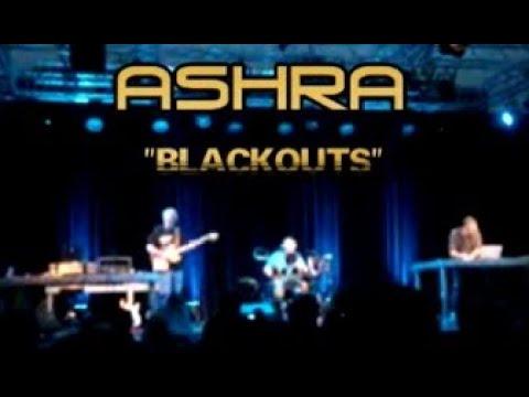 ASHRA blackouts - Live Berlin Ufa-Fabrik 2012
