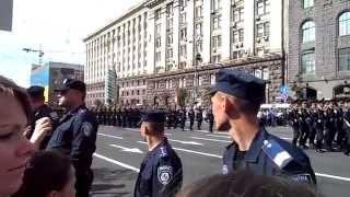 Парад військ. Київ, 24 серпня 2014. День незалежності України.(, 2014-08-26T20:26:15.000Z)