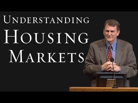 Understanding Housing Markets: The Current Situation and Possible Futures - C.F. Sirmans