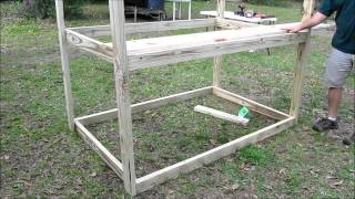 Chicken Coop Project Part 1