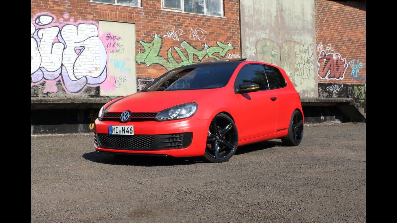 golf 6 gti tuned images galleries with a bite. Black Bedroom Furniture Sets. Home Design Ideas