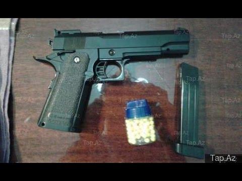 demir tapanca C6 ( железный пистолет C6)