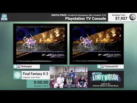 Final Fantasy X-2 (Race) by Dsharper and CaracarnVi (RPG Limit Break 2016 Part 7)