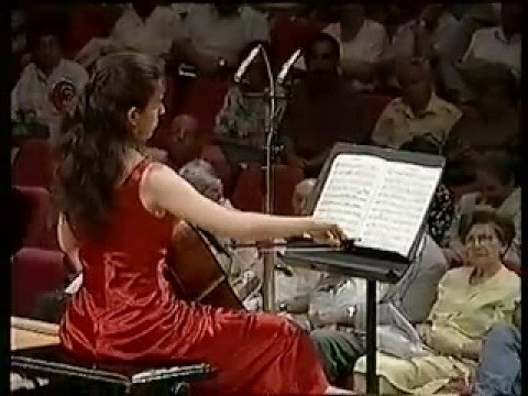 Inbal Segev Mendelssohn D Major Sonata. 1st Movement  First part