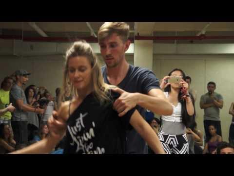 00134 NYCZF2016 Lucia & Jakub ACD ~ video by Zouk Soul