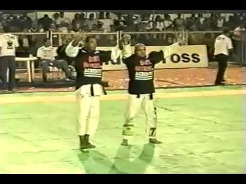 Royce Gracie Vs Wallid Smail