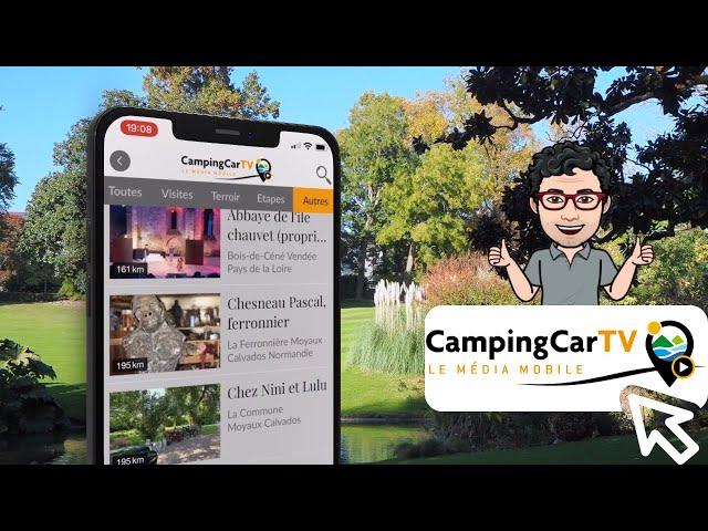 Je Tourisme en Camping-Car N°181 - De Nantes à chez Lulu