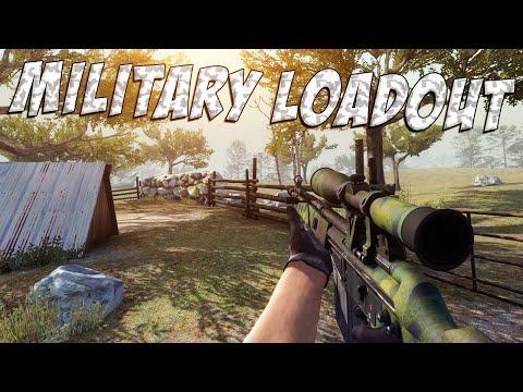CS:GO - The Military Camo Loadout