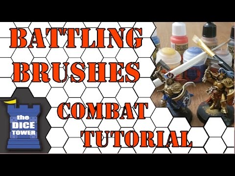 Battling Brushes 6: Age of Sigmar Combat Tutorial #1