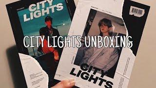 Baixar Baekhyun - City Lights Album (Day Ver and Night Ver) Unboxing