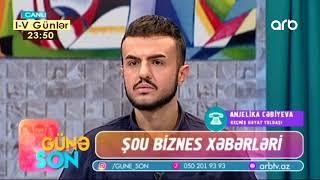Anar Nagilbazin Kechmish Heyat Yoldashi Anjelika Danishdi Gune Son