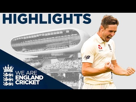 Ireland Bowled Out For 38 | England v Ireland Specsavers Tes