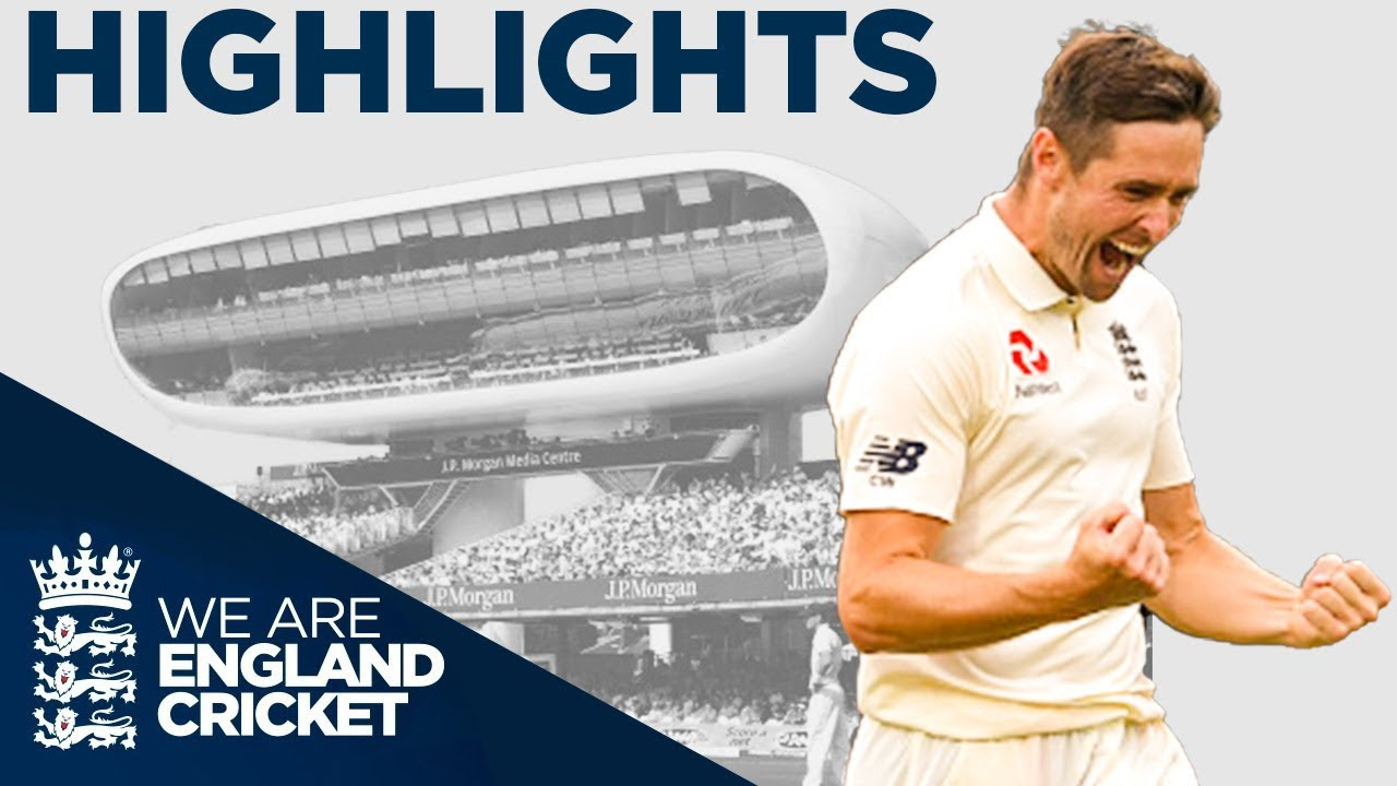 Ireland Bowled Out For 38 | England v Ireland Specsavers Test Day 3 - Highlights