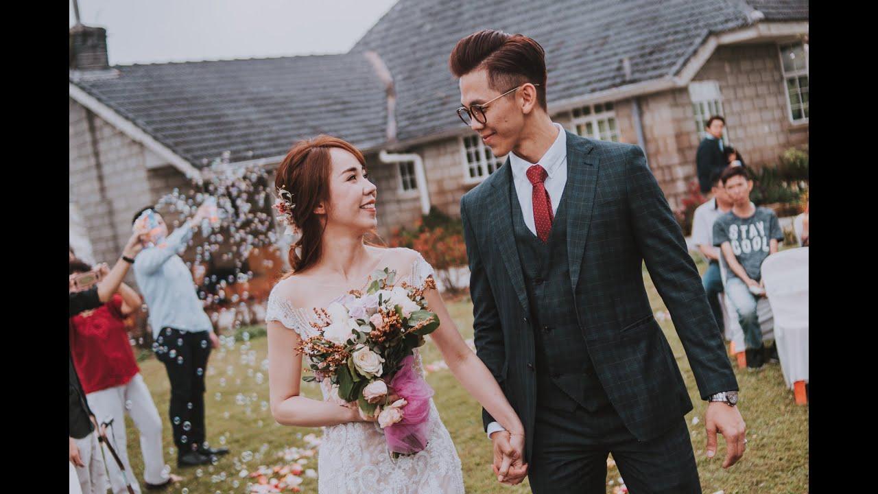 Manfrad & Moon   ROM Wedding at Cameron Highlands /金马伦高原婚礼