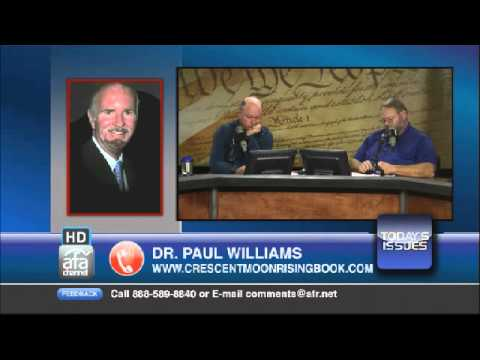 Dr. Paul Williams discusses the rise of Islam in the United States,