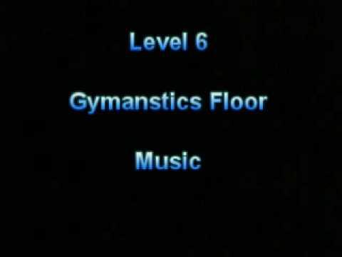 Level 6 gymnastics floor music