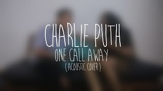 #FRIDAYJAM Charlie Puth - One Call Away ( Cover ) ft.Rizky Ardiansyah