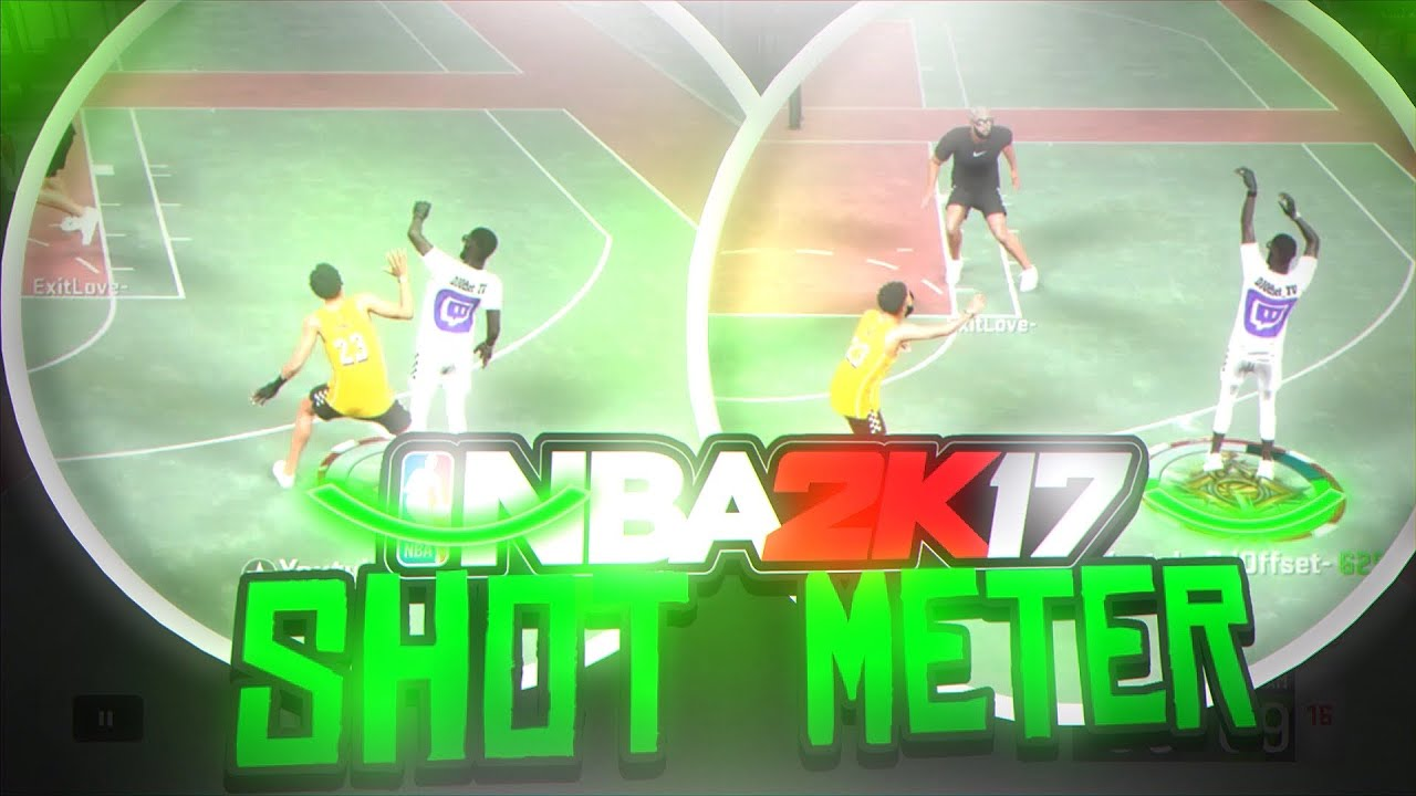 🚨NEW🚨 NBA 2K17 SHOT METER IN NBA 2K20 IS OVERPOWERED 😨 100% GREENS FROM ANYWHERE❗️❗️