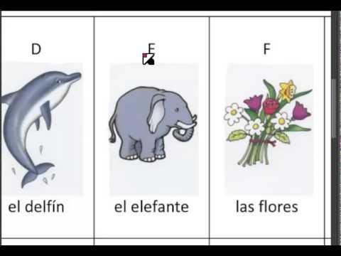Spanish Language Tutorials lesson-2- for urdu, hindi speakin