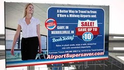 CoachUSA Airport Supersaver - 20% off!!
