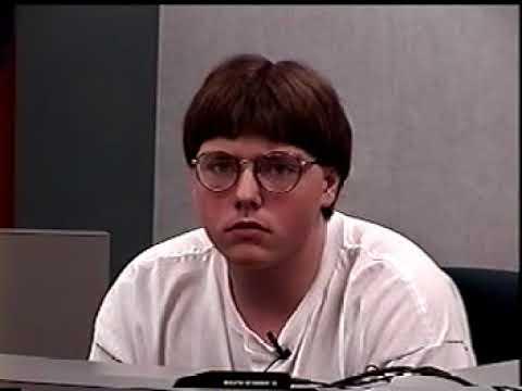 Arkansas School Shooter Mitchell Johnson Speaks In 2000 Deposition