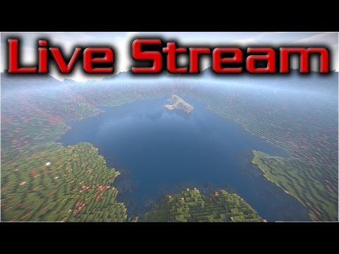 World Painter: Yarowyn - Sunken Volcano Island (Live Stream)