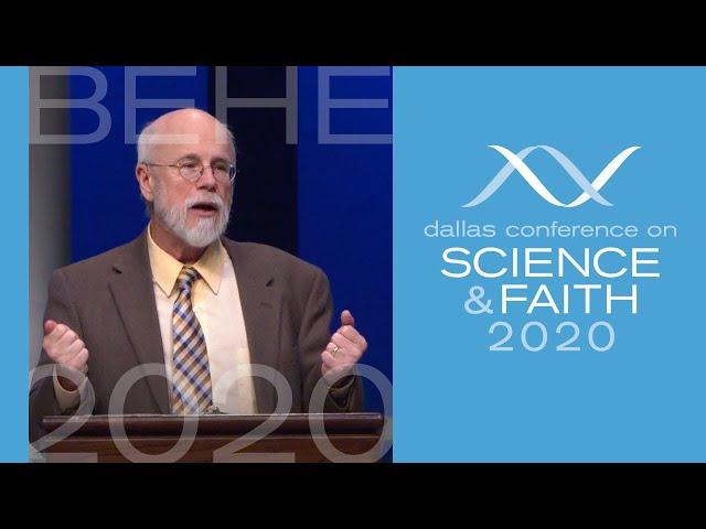 An Empirical Argument for Intelligent Design - Michael Behe Dallas Science Faith Conference 2020