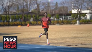 Japan helps 5 South Sudanese runners keep their Olympic dreams alive