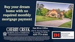 Brandon Hansen & Associates - Cherry Creek Mortgage Advertisement