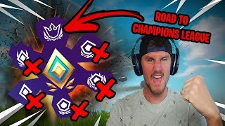 [LIVE] ROAD TO CHAMPION // ROAD TO 4K // USE CODE: PAT-NL // FORTNITE // Nederlands/NL