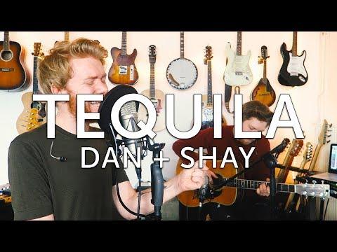 TEQUILA - Dan + Shay (cover by Joe Buck)