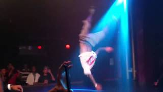 Kurtis Blow - The Breaks (Live at Sala Apolo, Barcelona 2013)