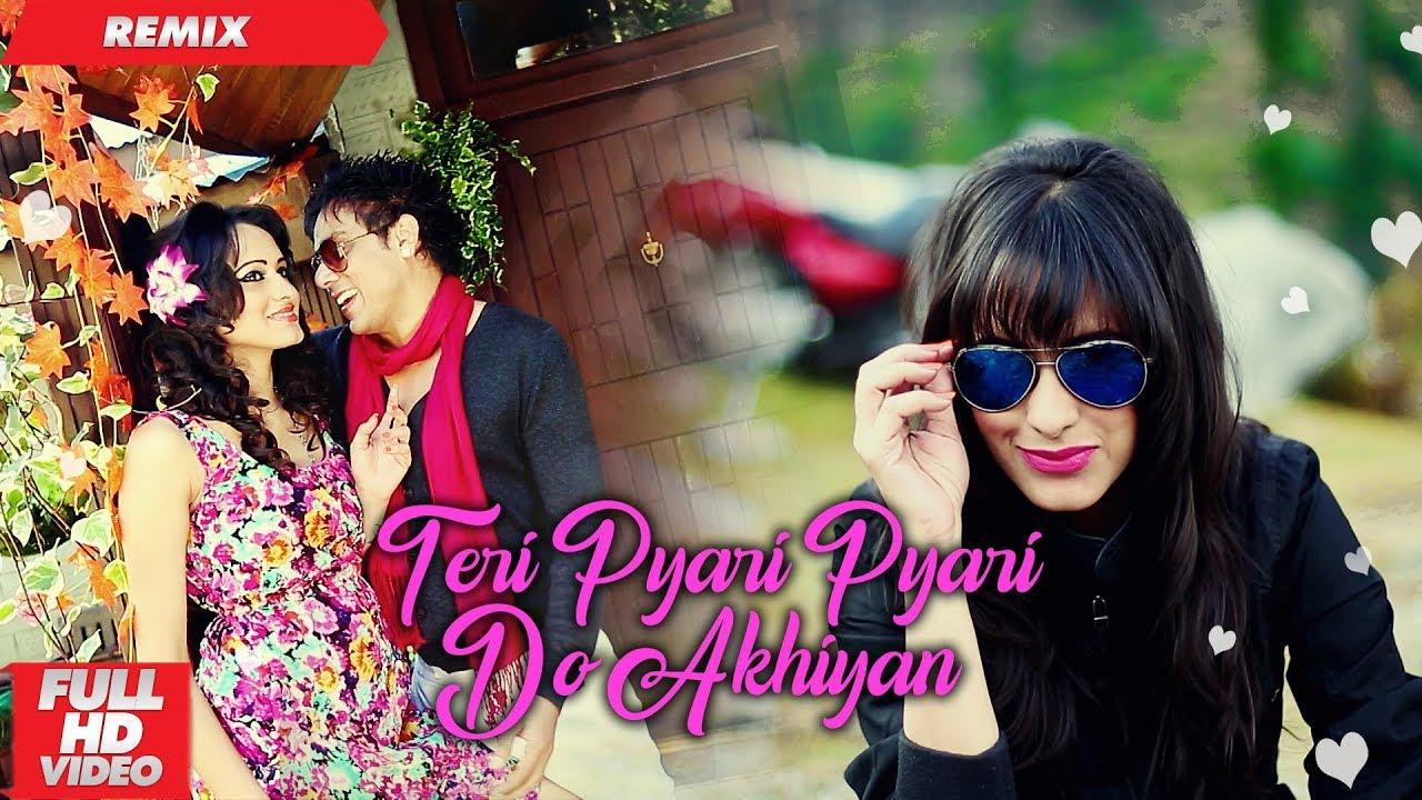 Download Teri Pyari Pyari Do Akhiyan   Official Remix   Funky Boyz   Bhinda Aujla & Bobby Layal  