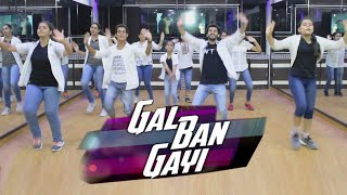 Gal Ban Gayi Dance Choreography | Dance Performance Video | Step2Step Dance Studio