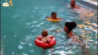 видео круг swimtrainer