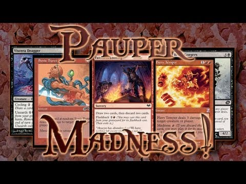 how to build a pauper cube