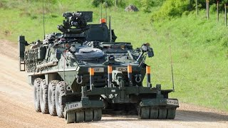 Best military armored engineering vehicles