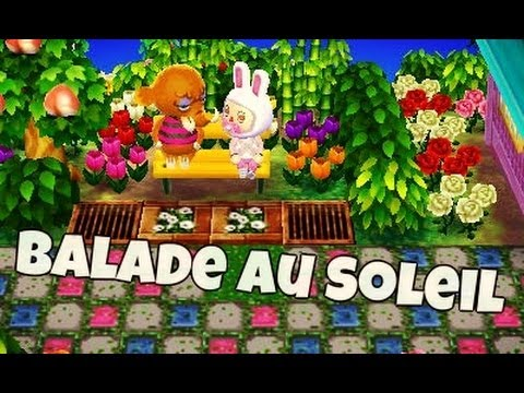 Animal crossing new leaf balade au soleil youtube for Agrandissement maison animal crossing new leaf