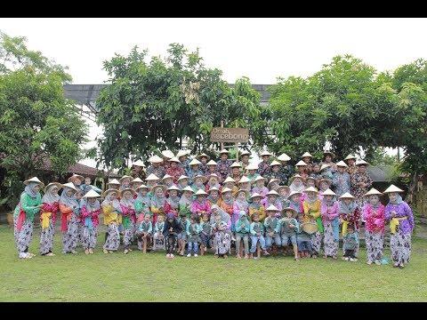 Family Gathering Yayasan At-Taqwa, Brondong - Lamongan Di Omah Kecebong