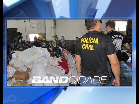 Polícia incinera três toneladas de drogas apreendidas em operações