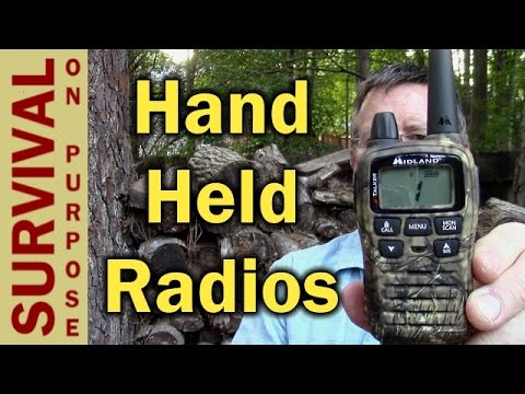 Midland X Talker Walkie Talkie - Handheld Two Way Radio Review