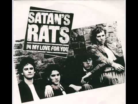 satan's rats.1977.7''. in my love for you