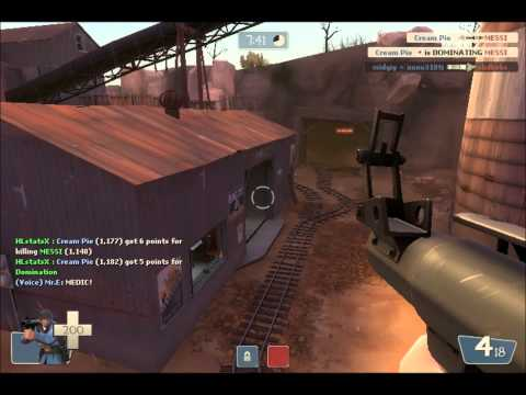 Team Fortress 2 with Tumbler Part 15 Spies and Pyros